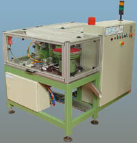automatic assembly machine with bowl feeder